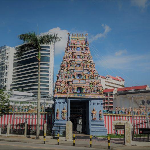 Tempel in Little India